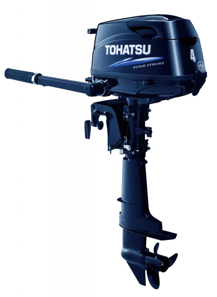 TOHATSU 4 pk